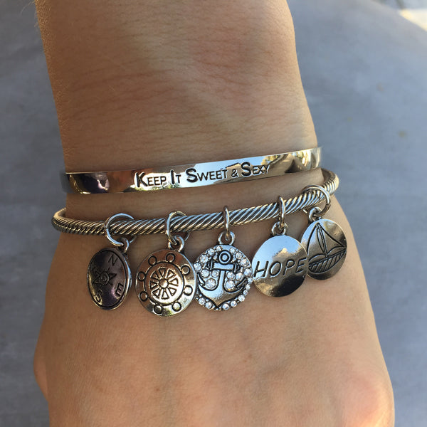 Keep It Sweet & Sexy Bracelet