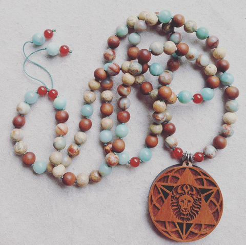 Earth Elements Mala