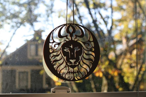 Lion King Sun Catcher