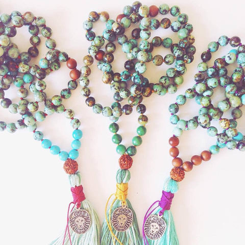 Evolution Mala - African Turquoise