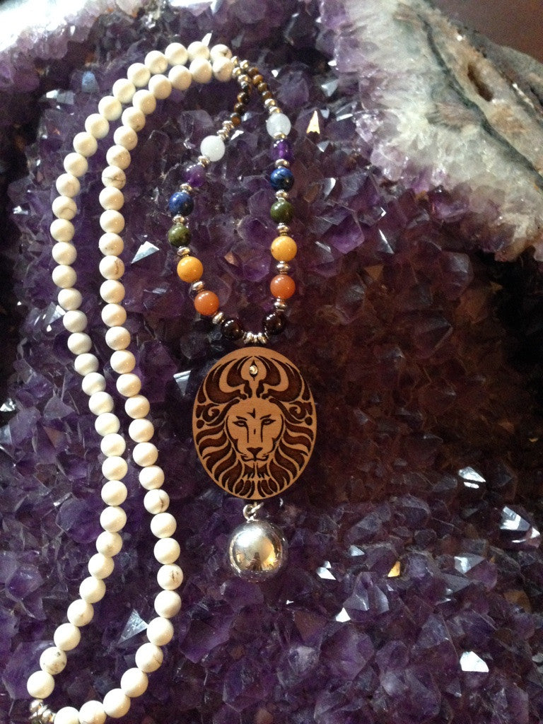 "Shambhala ""Kingdom Within""Mala"