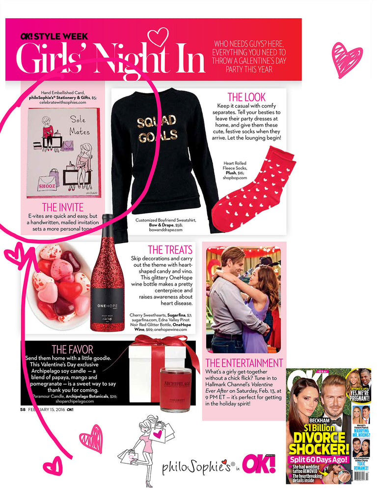 philoSophie❤️s® in OK Magazine!