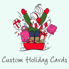 Truly Custom Holiday Cards