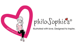 Thinking of you greeting Sidekicks | philoSophie's®