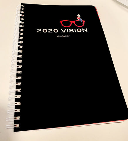 2020 philoSophie's Weekly Inspirational Planner