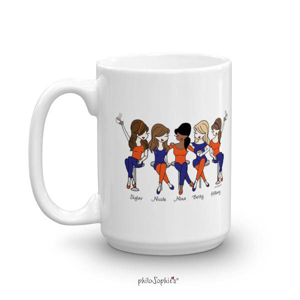 Personalized philoSophie's Friendship Mugs - philoSophie's®