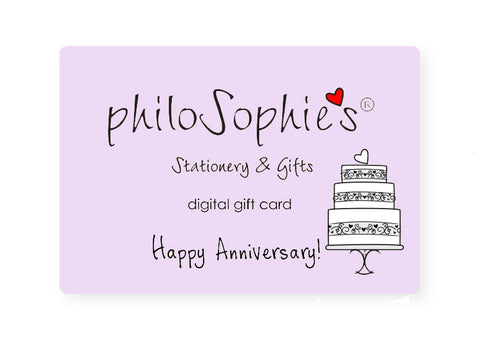 philoSophie's Digital Gift Card