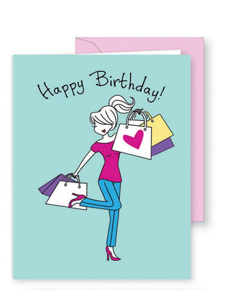 Happy Birthday! - Birthday Greeting Card