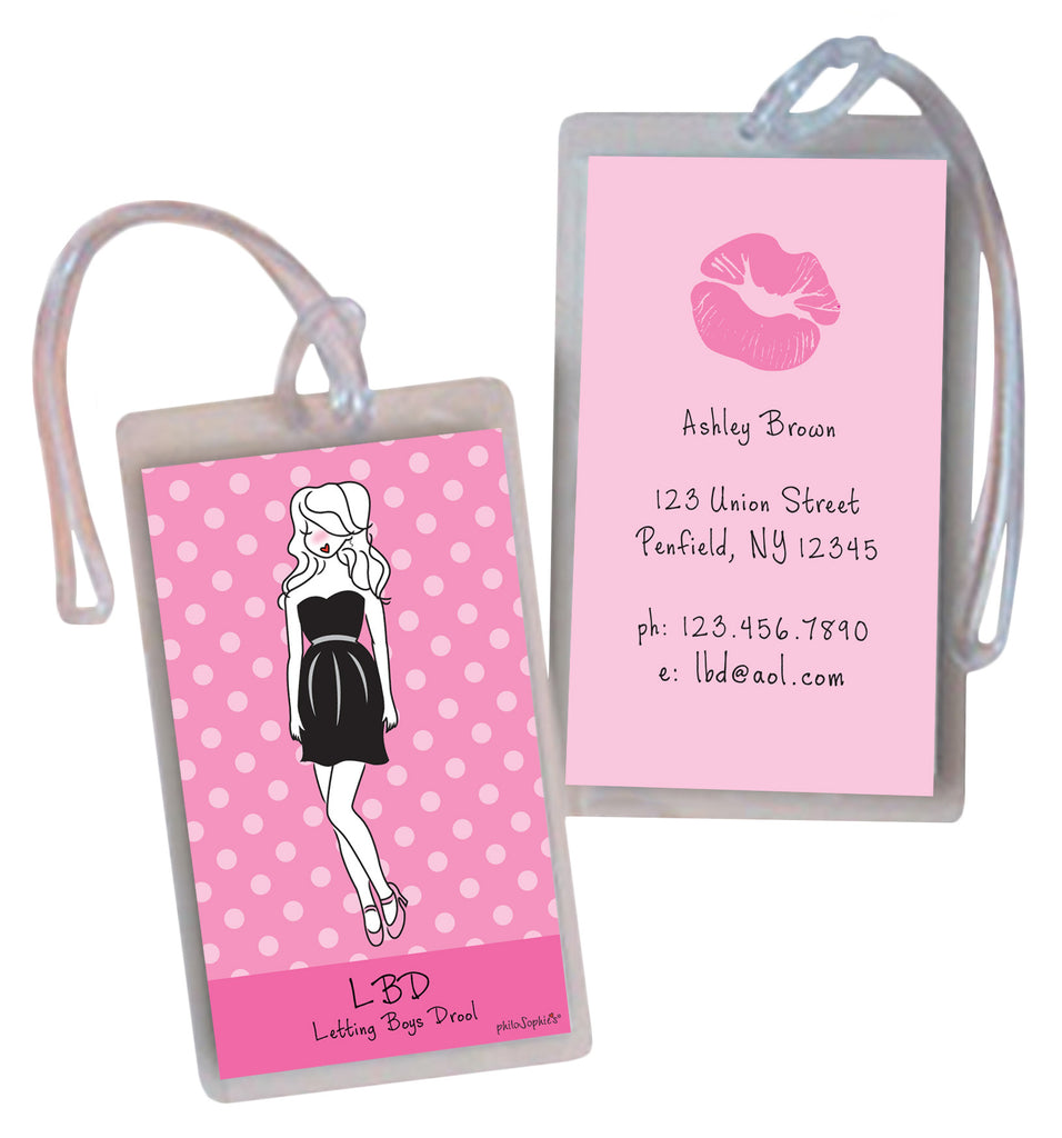LBD Luggage Tags - philoSophie's®