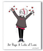 Air Hugs & Love philoSophie's Boxed Notecard Set