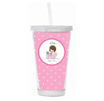 Apply a Smile Personalized Tumbler