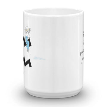 Zodiac: Aquarius philoSophie's 15 ounce Ceramic Mug