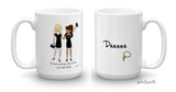 BFF - Pair of Best Accessory Mugs - philoSophie's®
