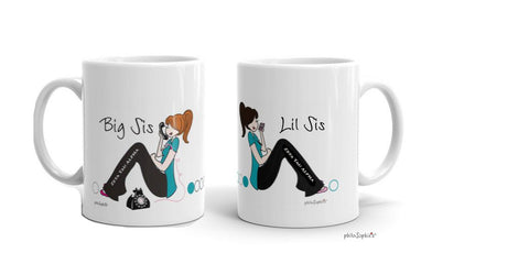 Here for You - Sorority Mug - philoSophie's®