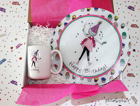 philoSophie❤️s® Birthday Box - philoSophie's®