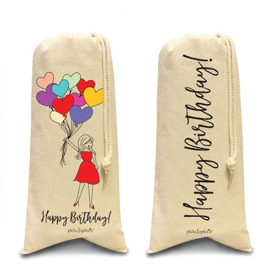 Birthday totes/Wine & Spirits Totes - philoSophie's®