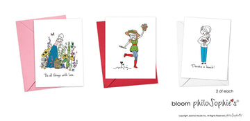 Bloom philoSophie's Boxed Card Set