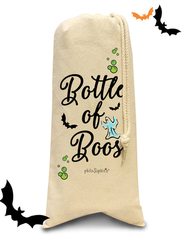 Bottle of Boos Liquor/Wine Tote - philoSophie's®