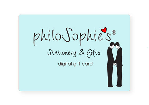 philoSophie's Digital Gift Card - philoSophie's®