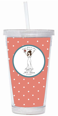 Bridal Water Tumbler - philoSophie's®