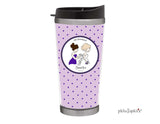 Personalized Bridal Party Coffee Travel Mug - philoSophie's®