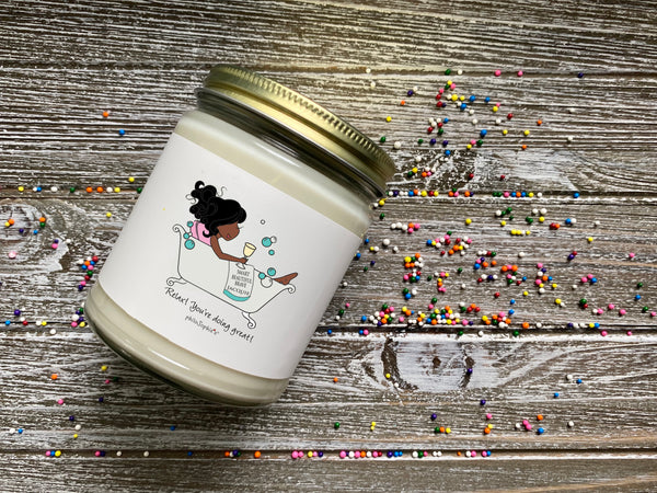 Spark Positivity with philoSophie's Candle