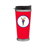 # 1 Fan Travel Coffee Tumbler - philoSophie's®