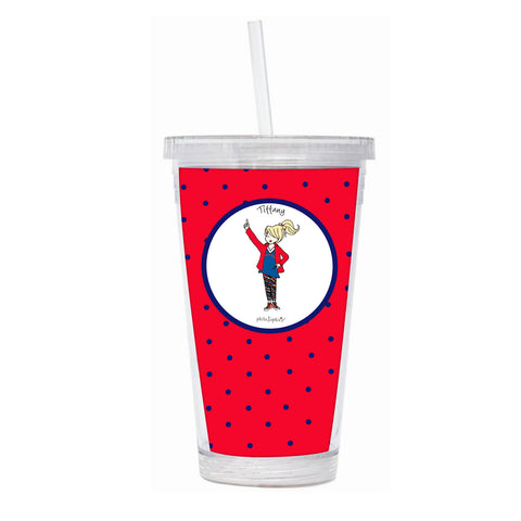 #1 Fan Water Tumbler - philoSophie's®