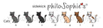 Everybody needs a sidekick - philoSphie's personalized  Dog, Cat mug