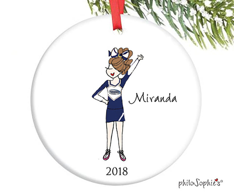 Cheer Team Ornament - personalized philoSophie's - philoSophie's®