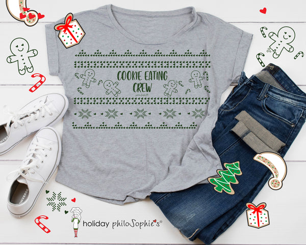 Cookie Eating Crew T-Shirt