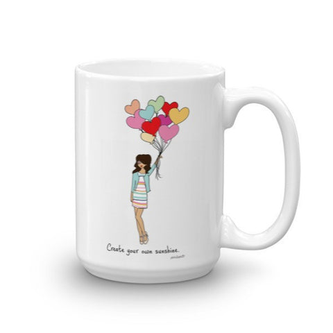 Create your own sunshine! personalized mug - philoSophie's®
