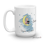 Dreams Don't Expire Personalized Mug - philoSophie's®