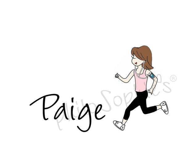 Paige Runner Notes - philoSophie's®