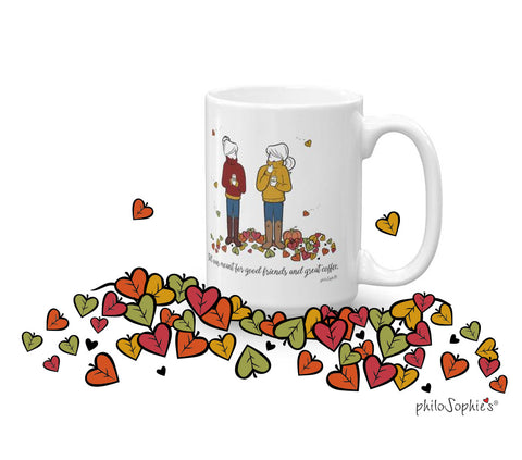 Fall Friendship Mug