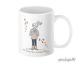 Fall is.... pumpkin spice! Mug ( Non Personalized) - philoSophie's®