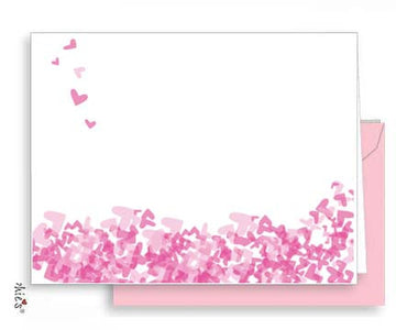 Lots of Love - Small Valentine Notes