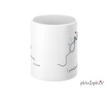 Fish in the sea pair of mugs - philoSophie's®