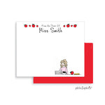 Personalized Teacher  Notes Ms. - philoSophie's®