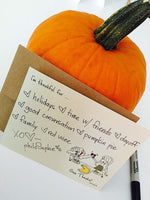 Give Thanks Flat Notes - philoSophie's®