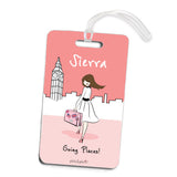 Going Places - London Travel Luggage Tags - philoSophie's®