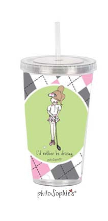 Golf tumbler - philoSophie's®