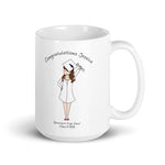 2021 Personalized Grad Mug with Sport