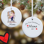 Personalized Grandmother Ornament - philoSophie's®