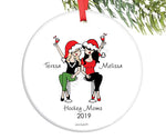 Hockey Moms /Sports Mom Ornament - personalized philoSophie's