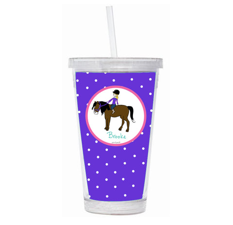 Horseback Riding Tumbler - philoSophie's®