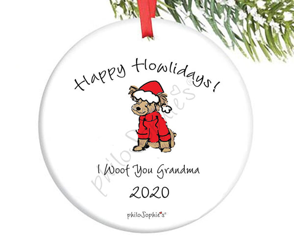 Pet - Grand Dog Personalized Ornament