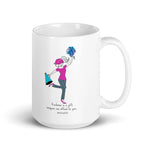 Kindness is a Gift 15 ounce Ceramic Mug