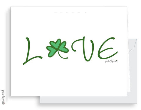 Lucky in Love Notes - philoSophie's®