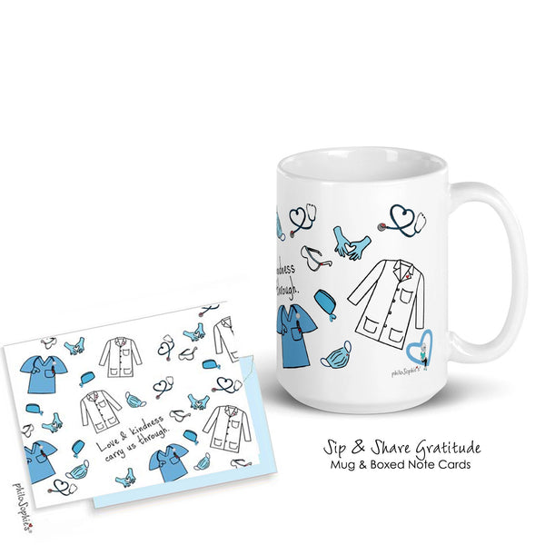 Love & Kindness Carry Us Through Gift Set